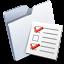 иконки папка, folder, настройки, конфигурация, опции, выбрать, config,