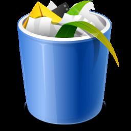иконки recycle bin, корзина, мусор,