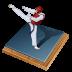 иконки taekwondo, тхэквондо,