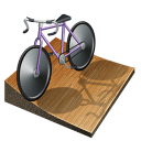 иконки cycling track, велотрек, велосипед,