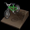 иконка cycling bmx, bmx,