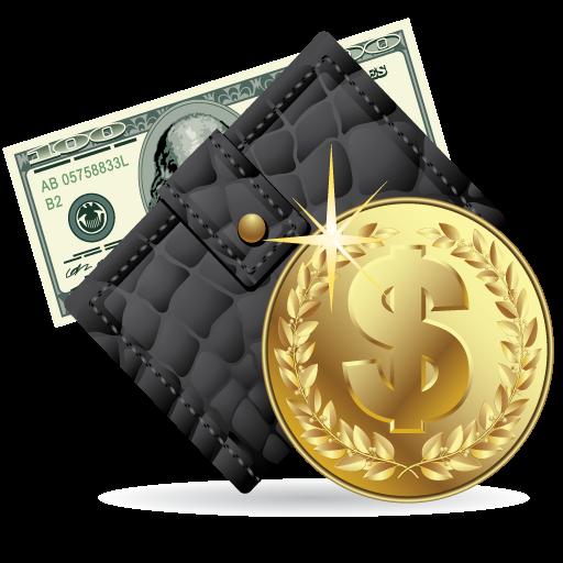 иконки money, pay, payment, wallet, деньги, кошелек,