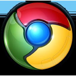 иконка chrome, браузер, хром,