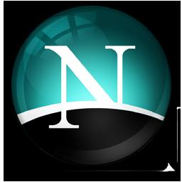 иконки netscape, браузер,