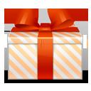 иконки подарок, gift, коробка, box,