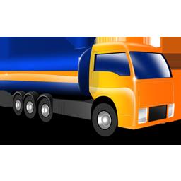 иконки грузовик, камаз, машина, цистерна,