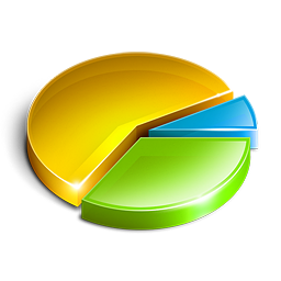 иконка chart, график, диаграмма, статистика,