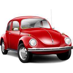 иконка car, машина, автомобиль, жук,