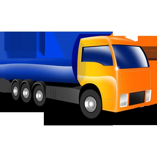 иконка самосвал, грузовик, машина,