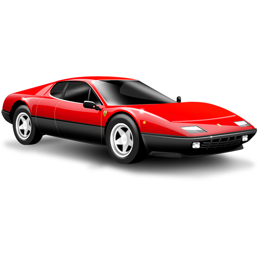 иконка ferrari,  авто, машина, car, автомобиль, феррари,