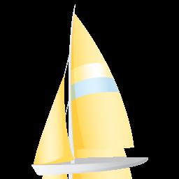 иконка boatm sail boat, sailing, sailing boat, лодка, корабль,