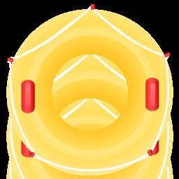 иконка buoy life, buoy, life, круг, спасательный круг,