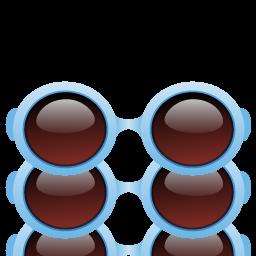 иконка sunglasses, солнцезащитные очки, очки,