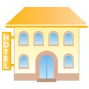 иконки hotel, отель, гостиница,