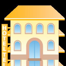 иконка hotel, отель, гостиница, дом,