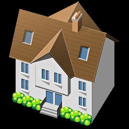 иконки  home, дом, здание,
