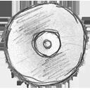 иконка disc cd, диск, dvd,