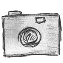 иконки  photocamera, camera, камера, фотокамера, фотоаппарат,