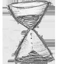 иконки timer, таймер, песочные часы,