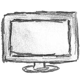 иконки computer, компьютер, монитор,