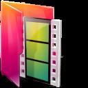 иконки folder movies, folder, папка, мое видео, мои видеозаписи,