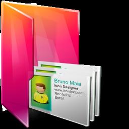 иконки folders, contacts, контакты, папка,