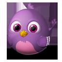 иконки  pidgin, bird, птица, птичка,