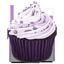 иконки cupcake, кекс,