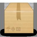иконки  cardboard box, картонная коробка,