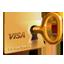 иконки secure payment, пластиковая карата, карточка, дебетовая карата, виза, ключ,