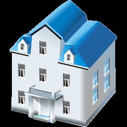иконки  home, дом, здание, особняк,