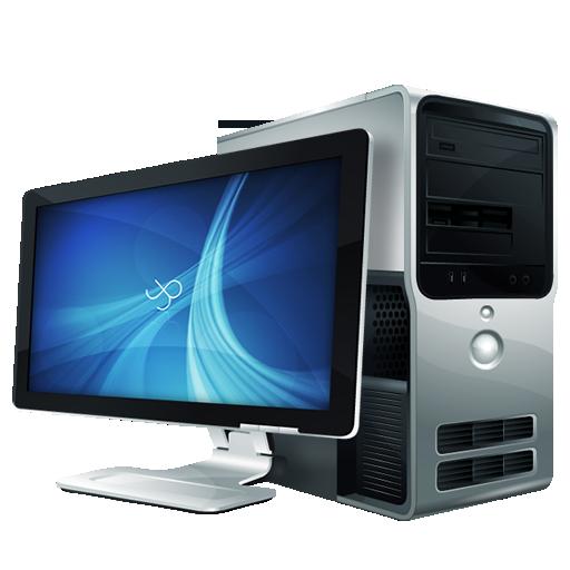 иконки my computer, мой компьютер, монитор,