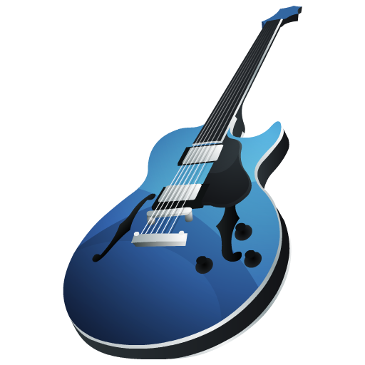 иконка гитара,