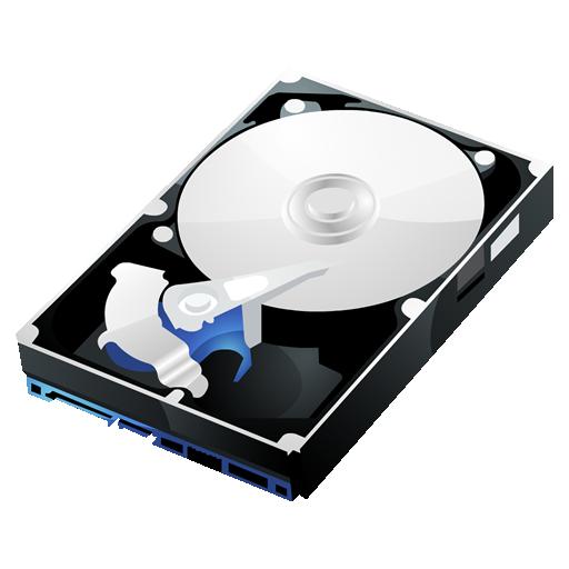 иконки HDD, жесткий диск,