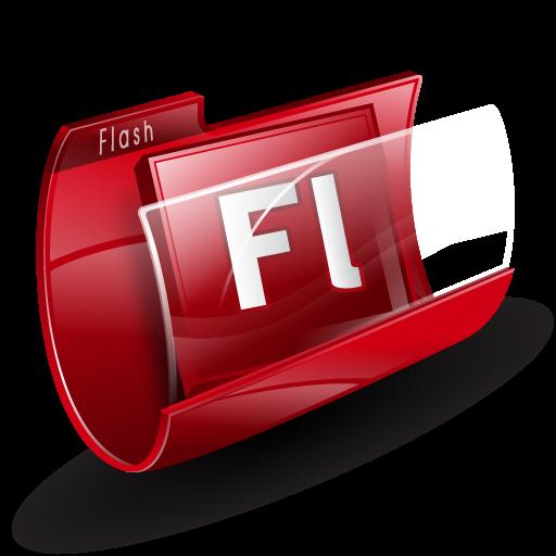 иконки flash, папка, folder,