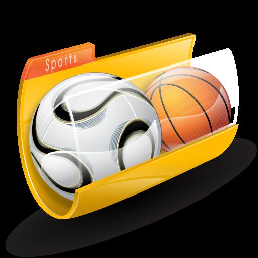 иконки sports, папка, спорт,