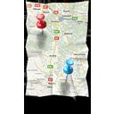 иконки contacts, контакты, карта, map, maps,