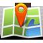 иконка maps, карта, map,