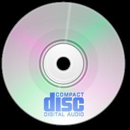 иконки audio disk, диск,