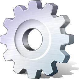 иконки settings, настройки, шестеренка,