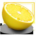 иконки lemon, лимон,