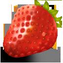 иконки strawberry, клубника,