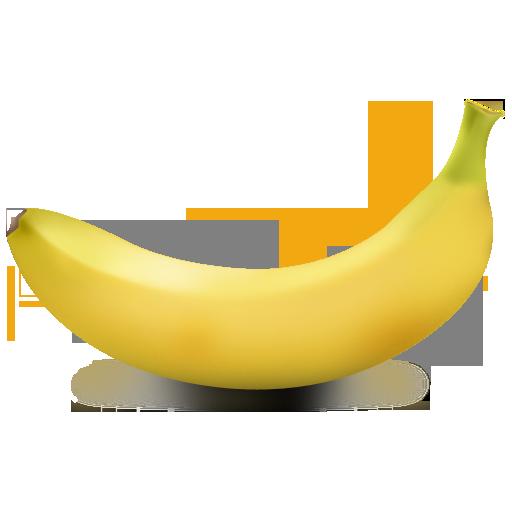 иконки banana, банан, фрукты, фрукт,