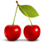 иконка cherry, вишня,