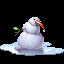 иконки snowman, снеговик,