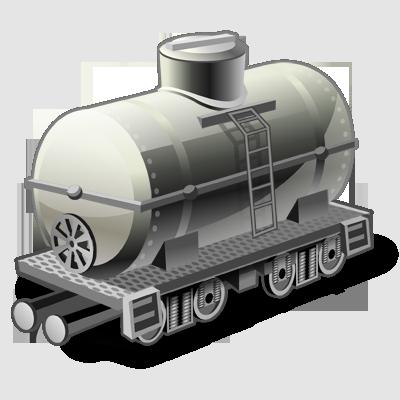 иконки tank wagon, танкерный вагон, цистерна,