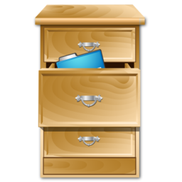 иконки cabinet, шкаф, тумбочка, ящики,