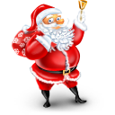 иконки  santa, санта, новый год, санта клаус, рождество,