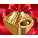 иконки jingle, рождественские колокольчики, новый год,