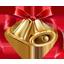 иконка jingle, рождественские колокольчики, новый год,